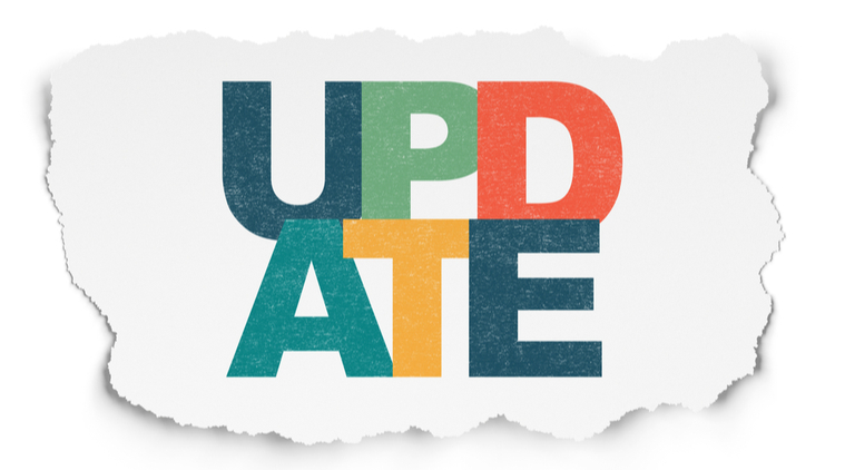 Important Updates - 9th May 2013