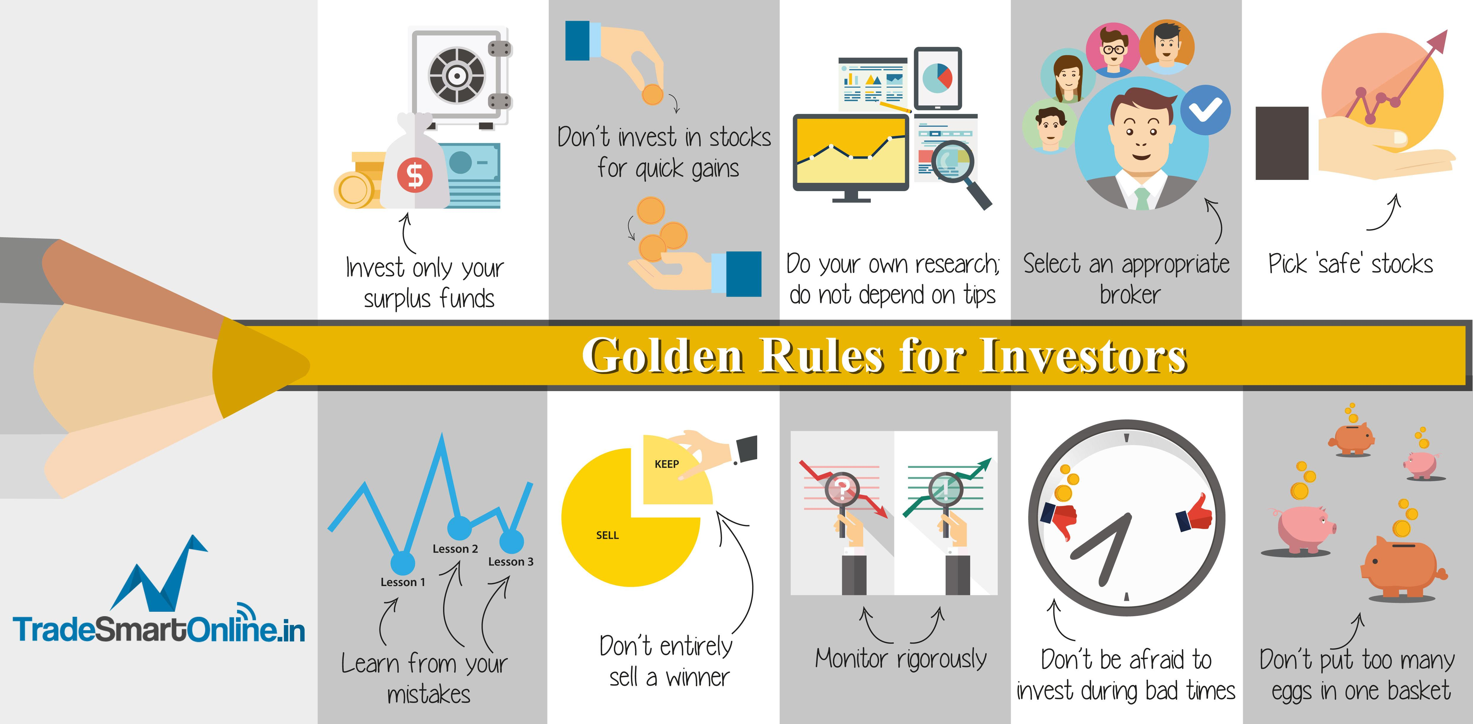 GOLDEN RULESa - Golden Rules of Investment