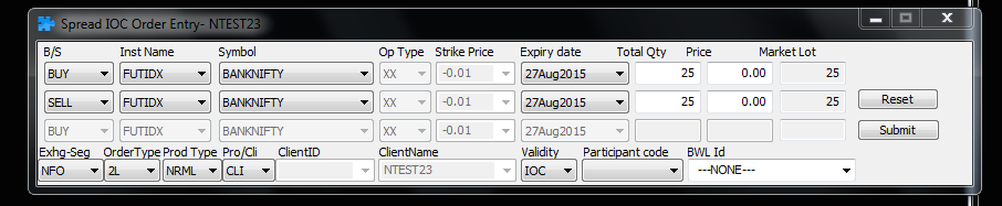 SPREAD 1 - How Spread Order Works & Its Benefits in Online Trading