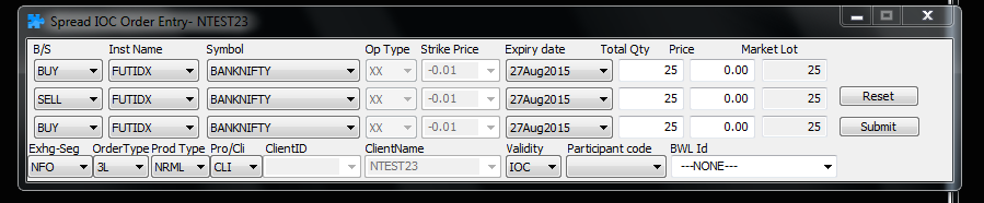 SPREAD 2 - How Spread Order Works & Its Benefits in Online Trading
