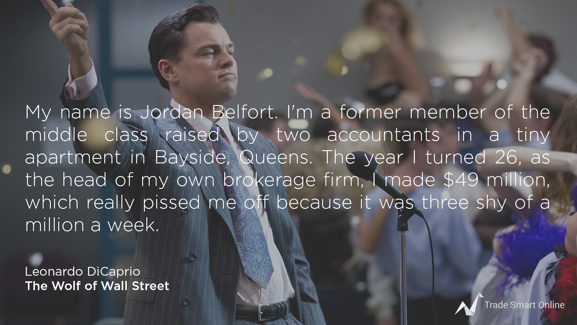 leo wolf of wall street - 10 Best Movies on Trading And Stock Market