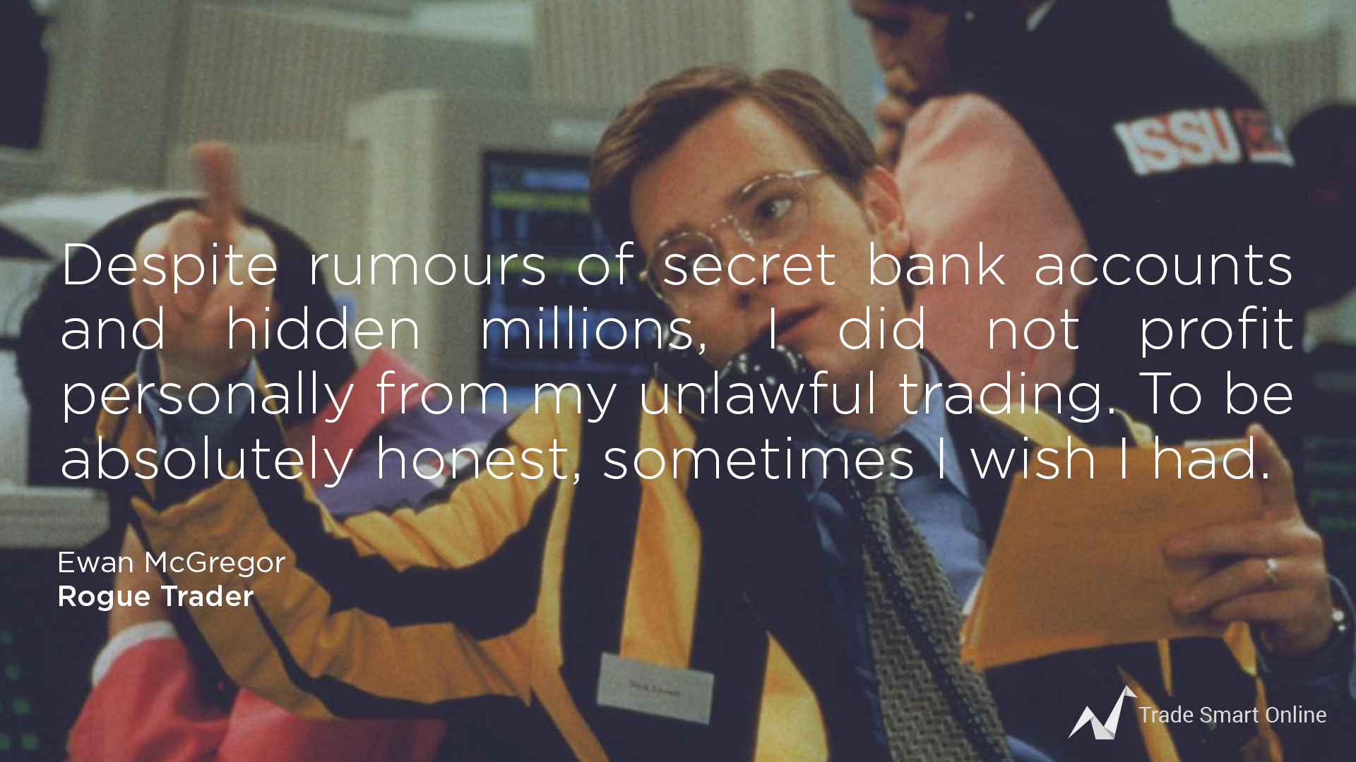 nick leeson - 10 Best Movies on Trading And Stock Market