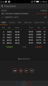 Snap quote 169x300 - SINE - Our intelligent mobile trading app