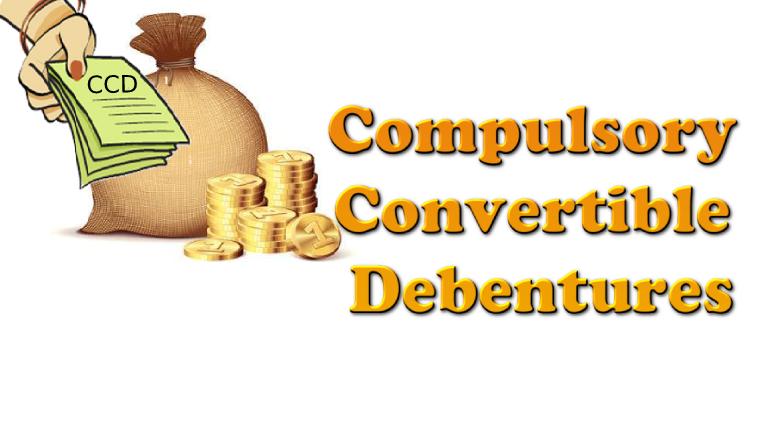Compulsory convertible debentures