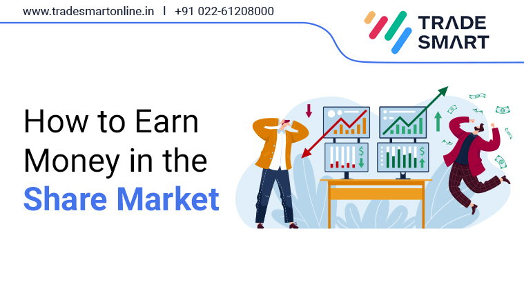 How to Earn Money in the Share Market