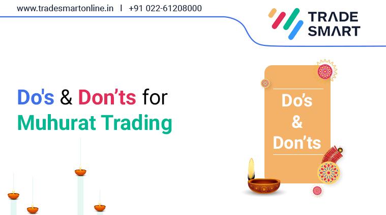 Do's & Don'ts for Muhurat Trading
